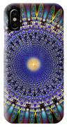 Sacred Geometry 97 IPhone Case