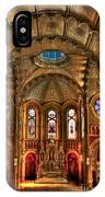Sacred Heart Cultural Center IPhone Case