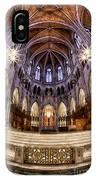 Sacred Heart Sanctuary IPhone Case