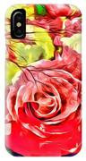 Sacred Roses IPhone Case