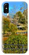 Sagamihara Asamizo Park 15c IPhone Case