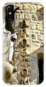 Sagrada Familia - Barcelona Spain IPhone Case