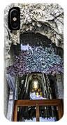 Sagrada Familia Doors - Barcelona - Spain IPhone Case