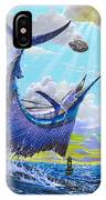 Sailfish Football Off0030 IPhone Case