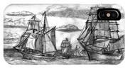 Sailing Ships IPhone Case
