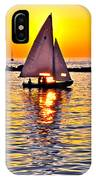 Sailing The Seven Seas IPhone Case