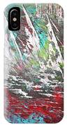 Sailing Together - Sold IPhone Case