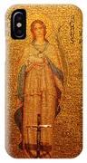 Saint Agnes IPhone Case