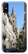 Saint Jean De Malte - Aix En Provence IPhone Case