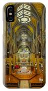 Saint Malachy The Actors Chapel  IPhone Case