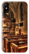 Saint Marks Episcopal Cathedral IPhone Case