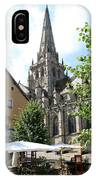 Saint Nazaire Cathedral Autun IPhone Case