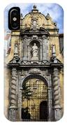 Saint Paul Church In Cordoba IPhone Case