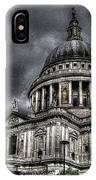 Saint Pauls Cathedral IPhone Case