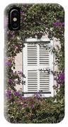 Saint Tropez Window IPhone Case