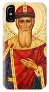 Saint Vladimir IPhone Case
