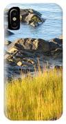 Salem Coastline IPhone Case