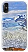 Salmon Glacier IPhone Case