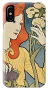 Salon Des Cent IPhone Case