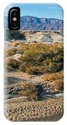 Salt Creek Death Valley National Park IPhone Case