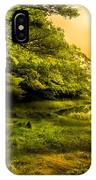 Salt Marsh Kittery Maine IPhone Case