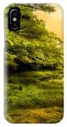 Salt Marsh Kittery Maine IPhone Case