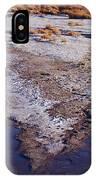Salt Stream Confluence IPhone Case