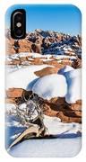 Salt Valley Overlook IPhone Case