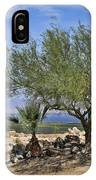 Salton Sea Oasis IPhone Case