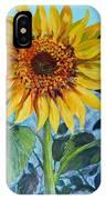 Salute The Sun IPhone Case