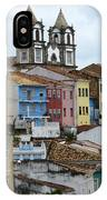 Salvador Brazil The Magic Of Color 2 IPhone Case
