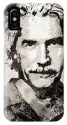 Sam Elliott 3 IPhone Case