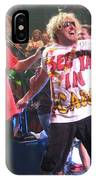 Sammy Hagar And The Wabos Cabo Wabo IPhone Case