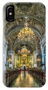 San Agustin Church  IPhone X Case