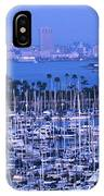 San Diego Twilight IPhone Case