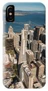San Francisco Aloft IPhone Case