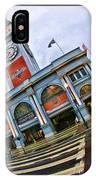 San Francisco Ferry Building Giants Decorations. IPhone Case
