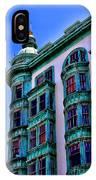 San Francisco Glow By Diana Sainz IPhone Case