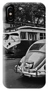 San Francisco Vintage Scene IPhone Case