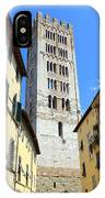 San Frediano Tower IPhone Case