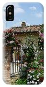 San Gimignano Beauty Of Tuscany  IPhone Case