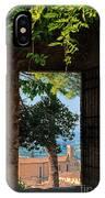 San Gimignano Door IPhone Case