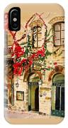 San Gimignano IPhone Case