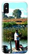 San Joaquin River Fish'n IPhone Case