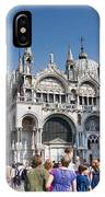 San Marco Square IPhone Case