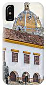 San Pedro Claver Monastery IPhone Case
