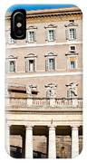 San Peter - Rome - Italy IPhone Case