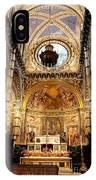 Sanctuary Duomo Siena IPhone Case