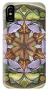 Sanctuary Mandala IPhone Case