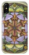 Sanctuary Mandala IPhone Case